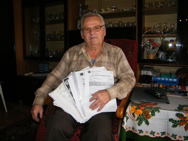 Ryszard Gajewski ma pokaźną kartotekę, to jednak za mało, by miał szansę na rehabilitację