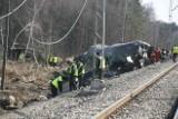 Katastrofa pod Szczekocinami: Członkowie załogi byli trzeźwi [WYNIKI SEKCJI]