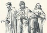 Polscy templariusze pasują w Panewnikach nowych rycerzy