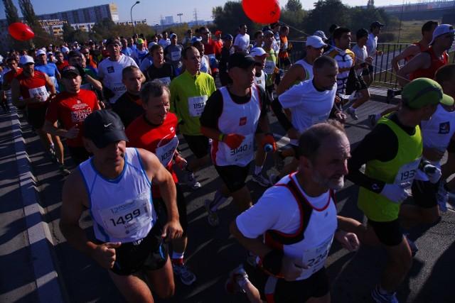 Ruszył XII Poznań Maraton