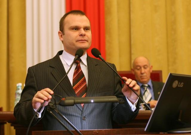 Maciej Grubski (PO) ma 550 złotych oszczędności