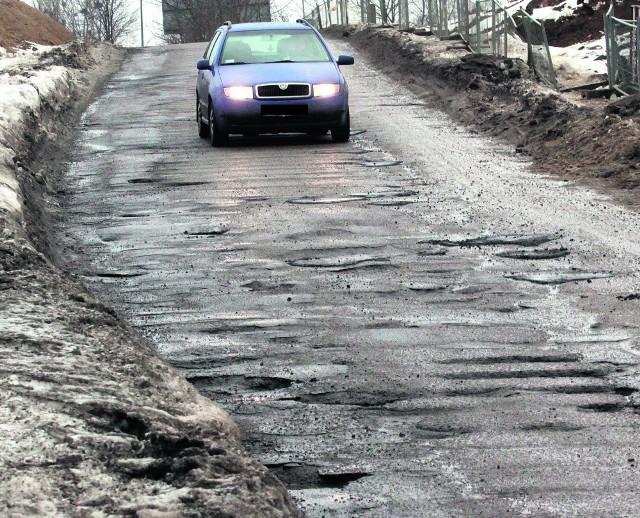 Najbardziej dziurawe ulice zostaną naprawione za kilka tygodni