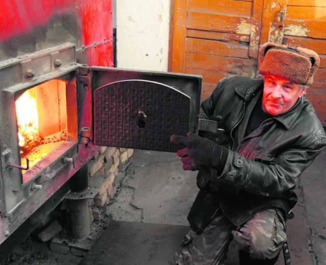 Do ekologicznych pieców potrzebny jest określony rodzaj węgla