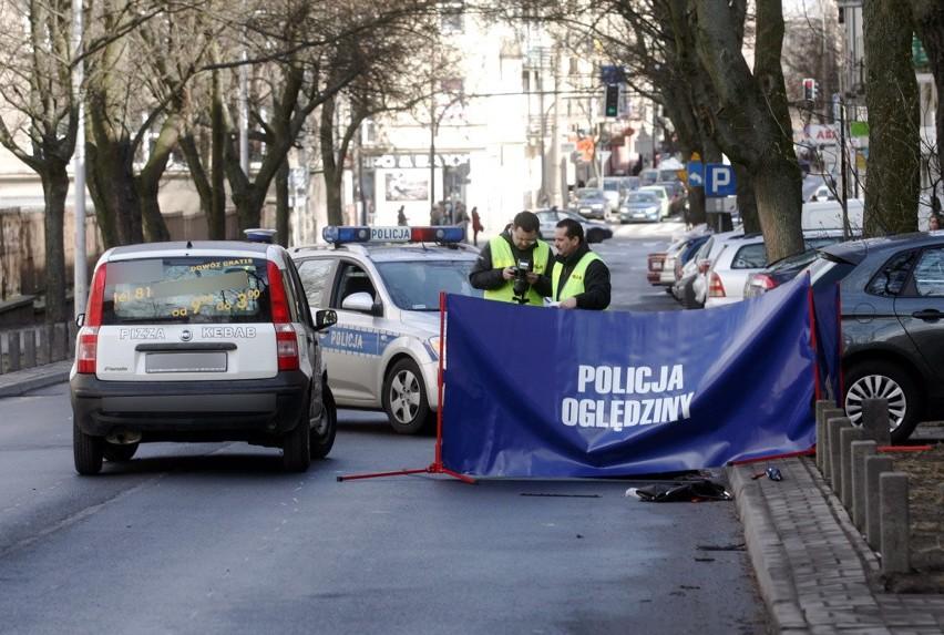 Śmiertelny wypadek na Skłodowskiej bada prokuratura. W wypadku zginęła Teresa Karbownik z TVP Lublin