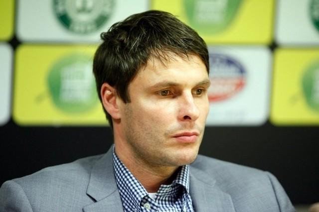 Czesław Owczarek został nowym trenem Warty Poznań.