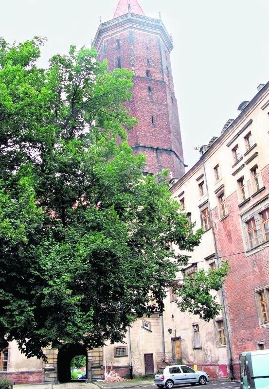 Zamek Piastowski w Legnicy jest w kiepskim stanie