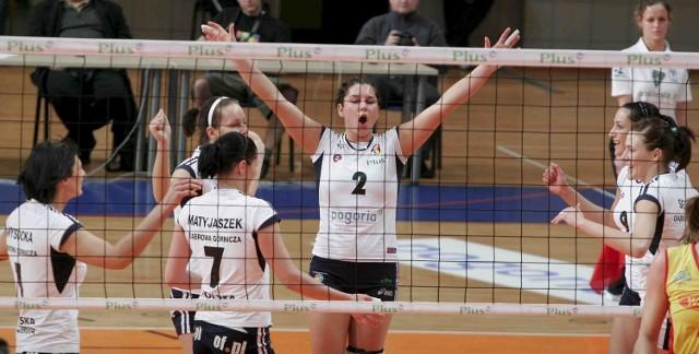 Siatkarki z Dąbrowy Górniczej chcą zagrać w Lidze Mistrzów