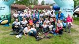 Po raz drugi w tegorocznym Grand Prix uczestnicy wybiegli na trasę Nordic Walking w gminie Nowa Wieś Lęborska