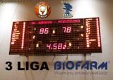 Pierwsze, historyczne derby powiatu Międzychodzkiego dla Basketball Club Biofarm Sieraków! Do rozstrzygnięcia  potrzebna była dogrywka!