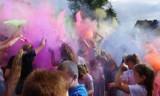 Festiwal Kolorów na powitanie wakacji w Gorzowie Śląskim. Ależ szaleństwo! [DUŻO ZDJĘĆ]