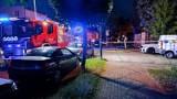 Tragedia we Władysławowie (3.08.2021). W spalonej przyczepie kempingowej znaleziono zwłoki mężczyzny