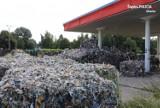 Gliwice: Kontrola składowiska śmieci... i nielegalne odpady z Włoch [ZDJĘCIA]