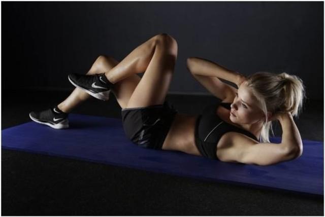 Ćwiczenia aerobowe na mięśnie brzucha