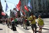 Marsz dla Życia i Rodziny 2014 w Gliwicach [ZDJĘCIA]