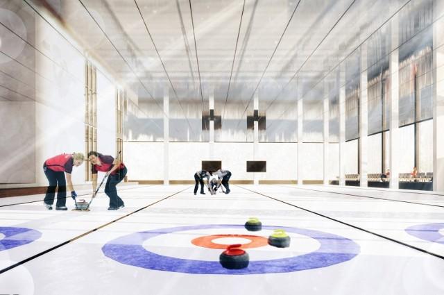 Lodowiska mają powstać w ramach budowy Centrum Sportów Zimowych w Małym Płaszowie.