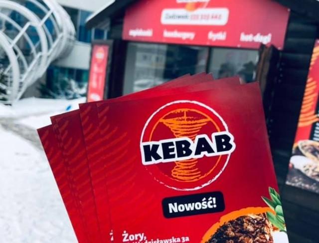 Jest nowy kebab przy ulicy Wodzisławskiej