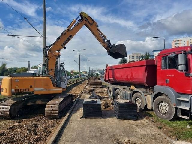 Prace budowlane pochłoną ponad 153 mln złotych. Zakończenie inwestycji planowane jest jesienią 2023 roku.   Więcej zdjęć i informacji >>