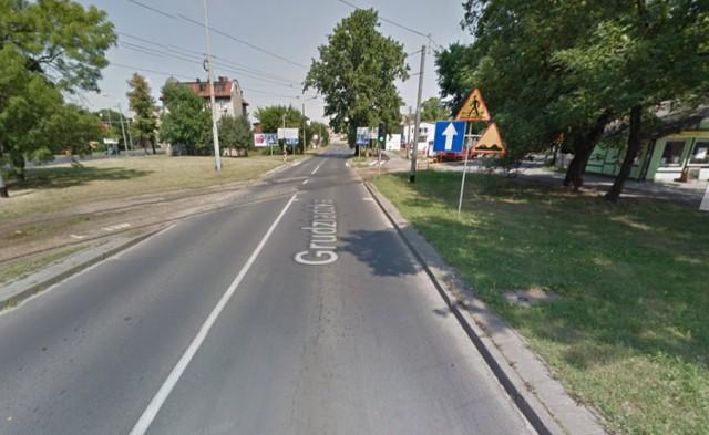 W I etapie prac wykonawca wyłączy z ruchu prawe (zewnętrzne) pasy ruchu na obu jezdniach (w kierunku centrum i w kierunku Gdańska).
