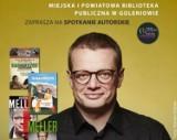 Marcin Meller w Goleniowie. Spotkanie z gwiazdą TVN