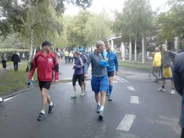 Maraton Wrocław, 15 września  2013