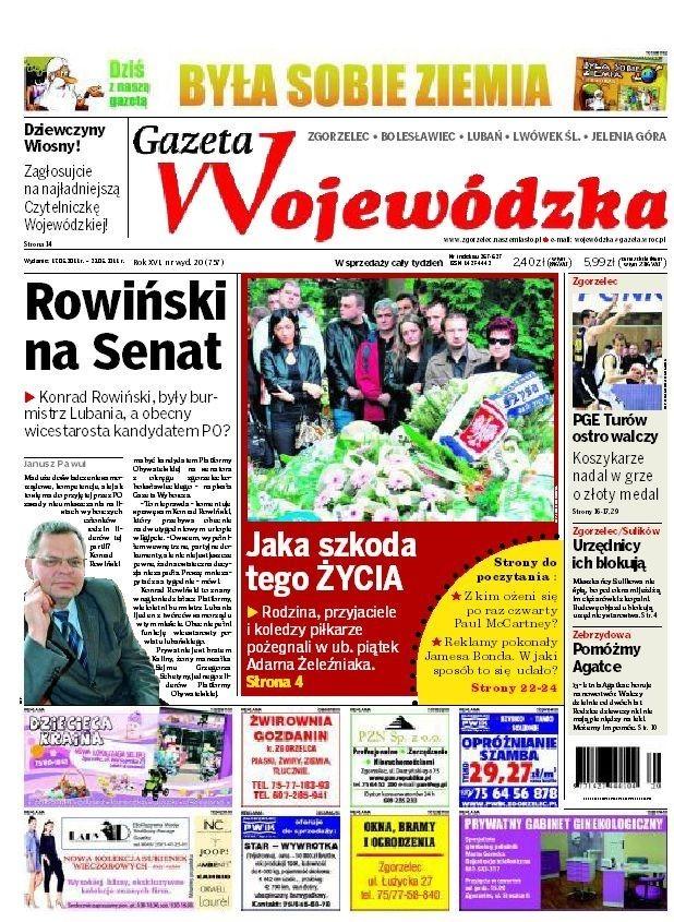Nowa Gazeta Wojewódzka, naprawdę warto!