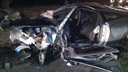 Wypadek w Maleninie: uwięzione osoby w pojazdach [NOWE FAKTY]