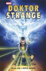 Komiksy Nowości Październik 2021. Doktor Strange, Strażnicy, Batman Noir, Złota Kolekcja Kajko i Kokosz ZAPOWIEDZI EGMONT