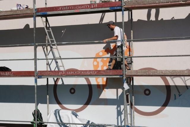 Ten mural w Jastrzębiu-Zdroju oczyszcza powietrze! Z