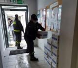 3 tony żywności trafiły do mieszkańców gminy Cedry Wielkie z Banku Żywności