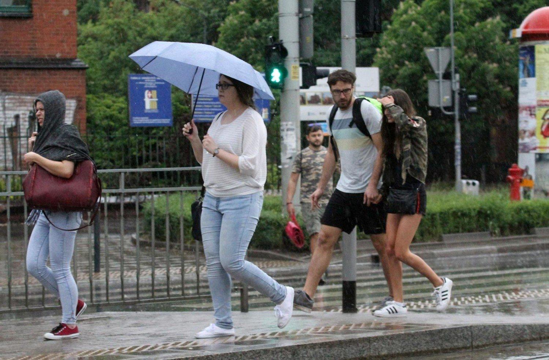 Pogoda We Wrocławiu Będzie Padać Prognoza Pogody Dla Wrocławia