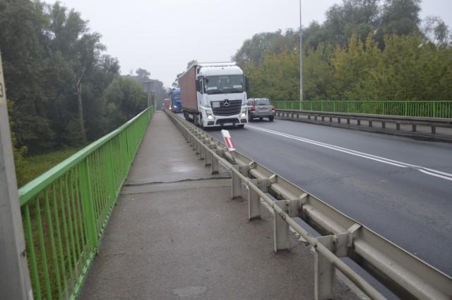Obok mostu powstanie tymczasowa przeprawa