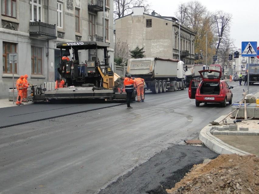 W niezłym tempie idą prace przy modernizacji ważnej...