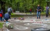 W Bytomiu odbyły się wyścigi modeli samochodów rajdowych. To wszystko w ramach Śląskiej Ligi Rajdowej RC