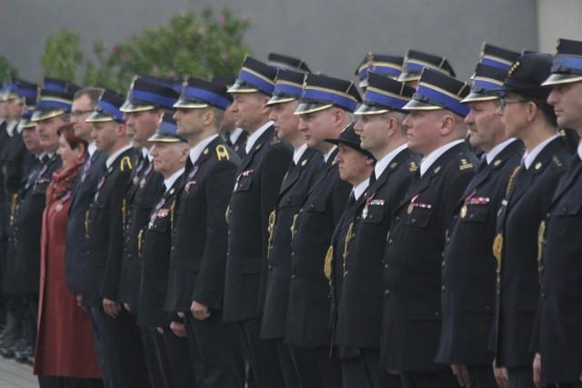 Wojewódzki Dzień Strażaka w Katowicach.