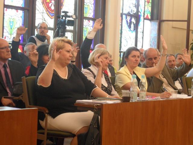 3 czerwca w UM odbyła się sesja absolutoryjna