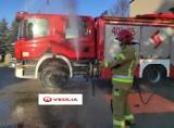 Strażacy z Bytowa dostali w prezencie sprzęt. Mikołajami byli właściciele firm Drutex i Veolia
