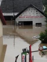 Łapanów. Rok po potopie w Łapanowie. Zabezpieczenia przed kolejną powodzią na razie na papierze