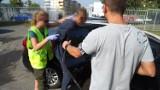 Bydgoszcz: Wbił mężczyźnie nóż w szyję na Gdańskiej. Trzy miesiące aresztu