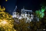 Zamek w Gołuchowie nocą robi piorunujące wrażenie. Zobaczcie sami