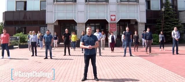 #GaszynChallenge w Kleszczowie