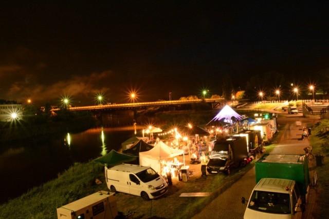 Food trucki wrócą na bulwar w Koninie w ostatni weekend czerwca