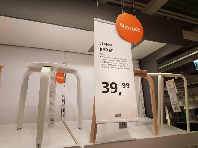 Najciekawsze nowości w ofercie sklepu IKEA w Katowicach. Zdjęcia z 19.08 2020.  Zobacz kolejne zdjęcia. Przesuwaj zdjęcia w prawo - naciśnij strzałkę lub przycisk NASTĘPNE