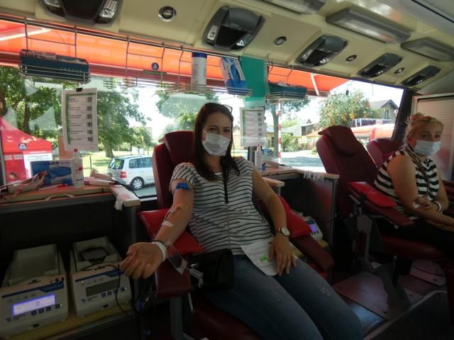 Podczas akcji w Raciążku zarejestrowało się aż 55 krwiodawców.