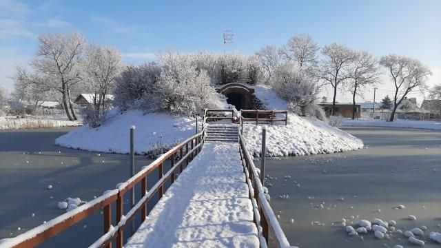 Gmina Kiszkowo. Zima 2021 w obiektywie aparatu