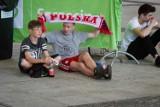 Pustki na strefie kibica w Szczecinie. Małe zainteresowanie meczem o honor [ZDJĘCIA]