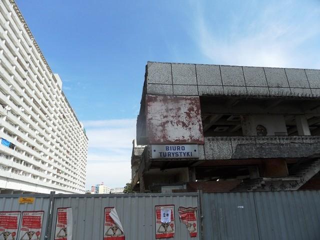 Przebudowa centrum Katowic - budowa ulicy Śródmiejskiej