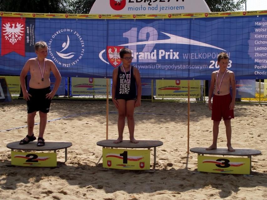 Grand Prix Wielkopolski w Pływaniu Długodystansowym oraz 43. pływackie zawody przez jezioro Błędno