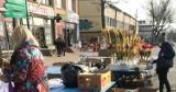Chełm. Kolorowe palmy wielkanocne można jeszcze kupić na miejskim deptaku i bazarze. Zobacz zdjęcia