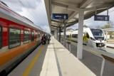 Szamotuły. Prace na linii kolejowej Poznań - Wronki postępują. Kiedy nastąpi ich finał?