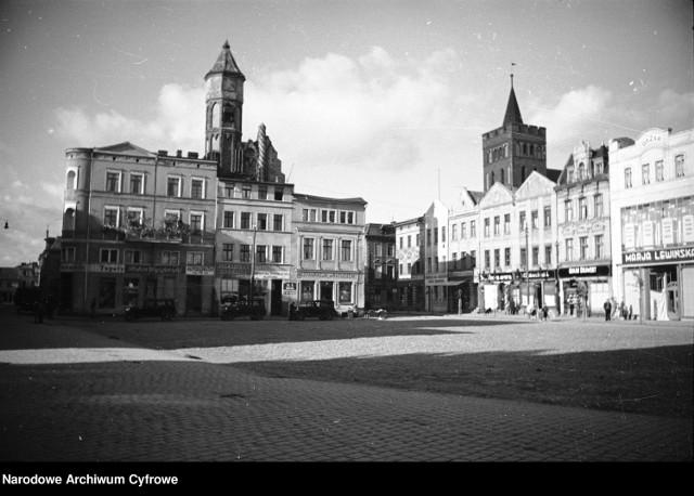 Rynek, 1936 r.